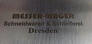 Logo Aufdruck