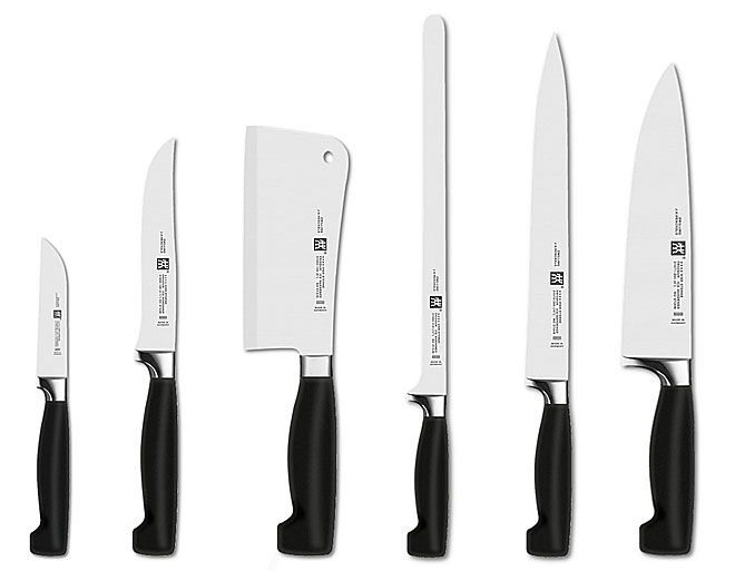 Zwilling 4 Sterne Serie
